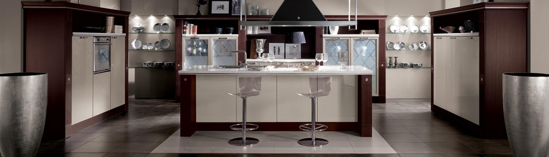 Cocinas Clasicas Modernas | Cocinas De Lujo Clasicas O Modernas Pero Muy Funcionales