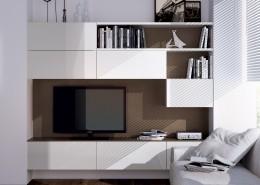 Living - sala de estar - salon Evolution de Scavolini