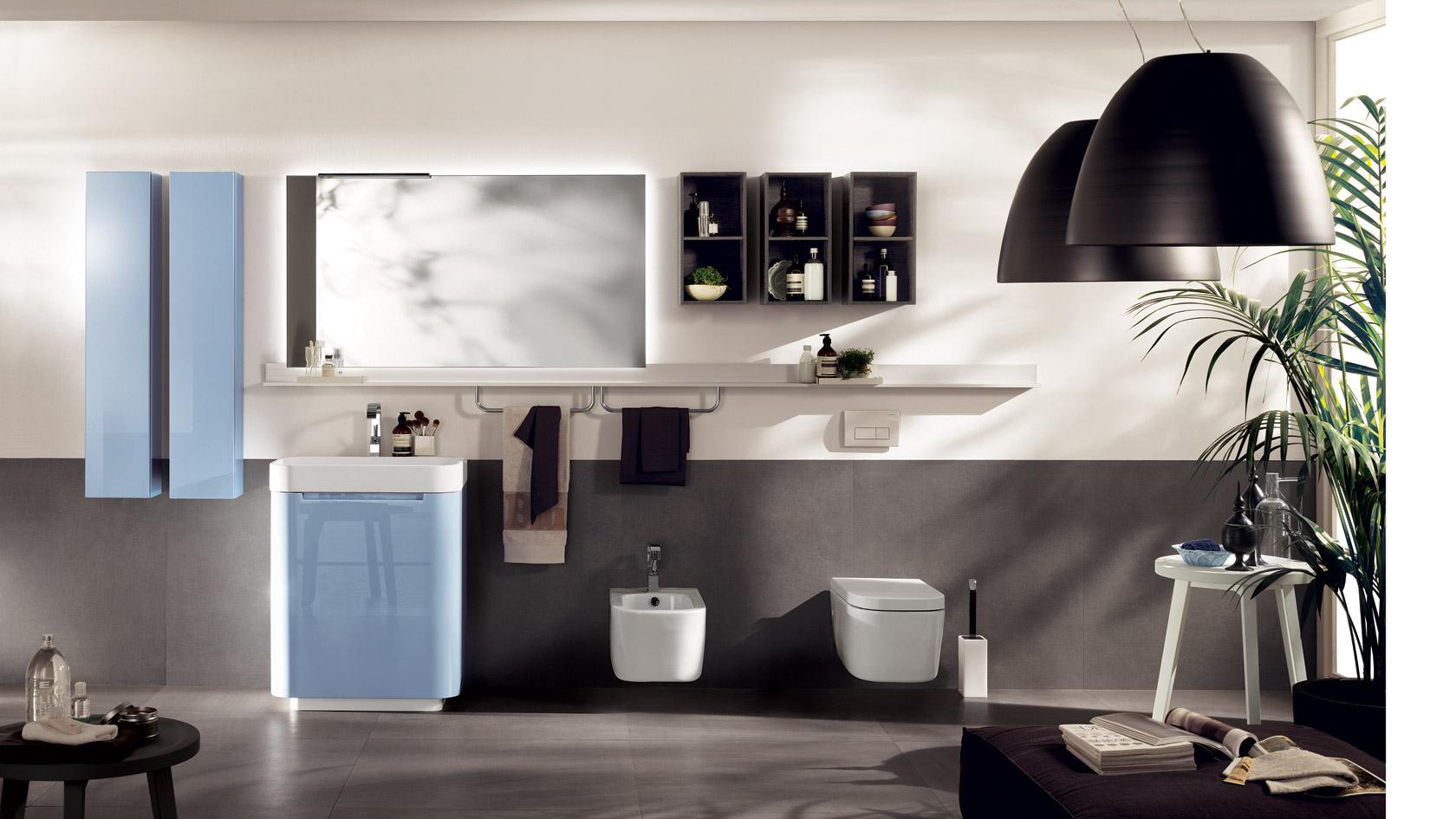 Muebles de Baño Idro Scavolini