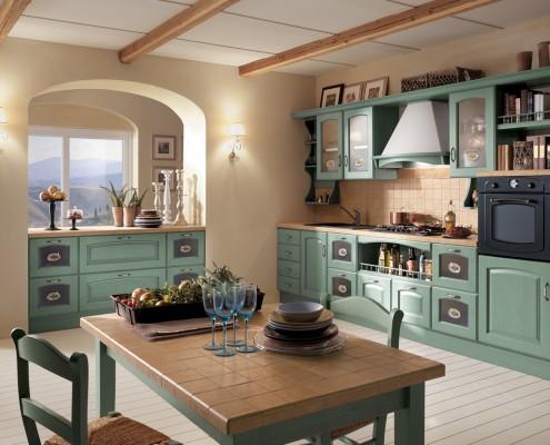 Cocina Scavolini Madeleine