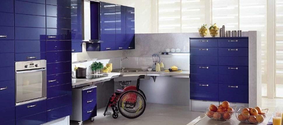 cocinas discapacitados