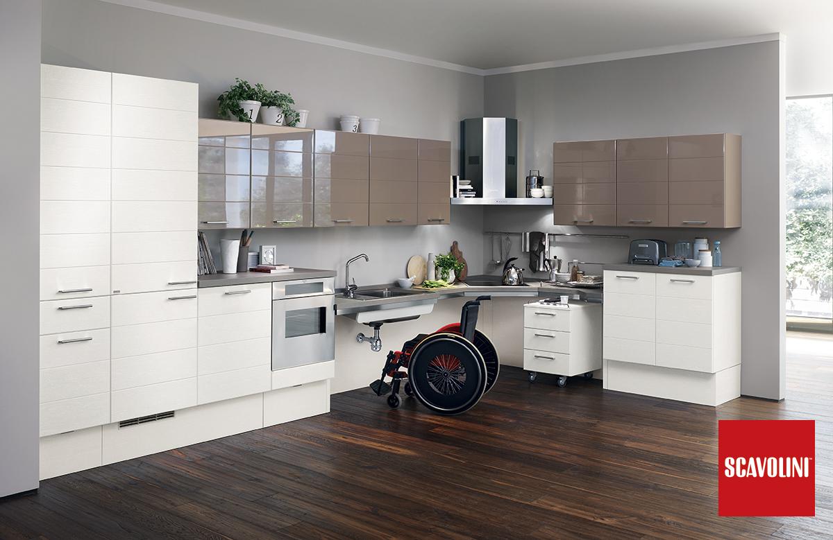 Utility system cocina adaptada minusvalidos cocina for Arredamento casa per disabili