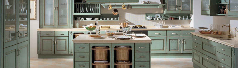Cocina de lujo Scavolini Belvedere