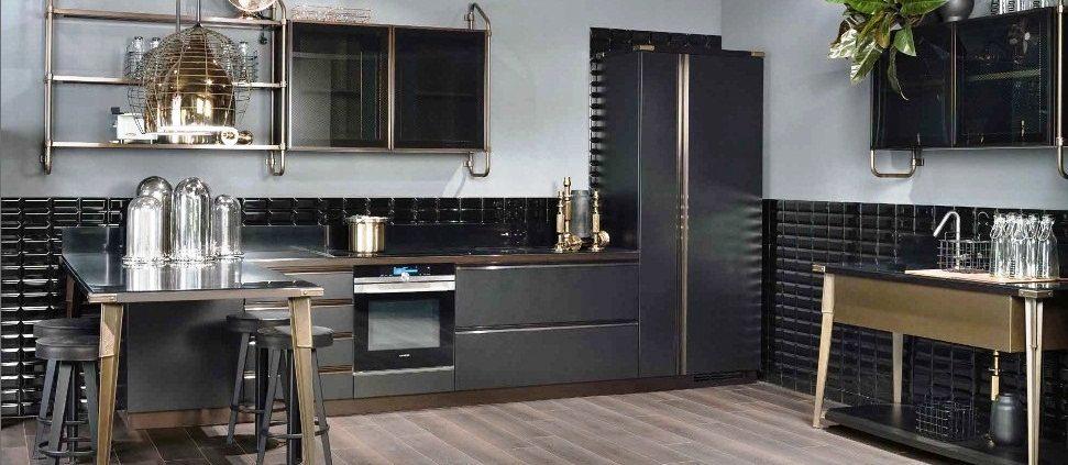 Novedades en cocinas de diseño italiano: Scavolini Diesel ...