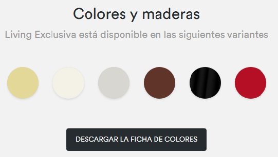 colores living exclusiva