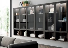 Salon-sala de estar-living carattere