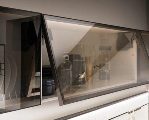 Cocina Mia - Detalle de los armarios