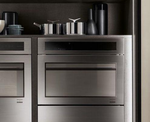 Cocina Mia - Detalle de los electrodomésticos
