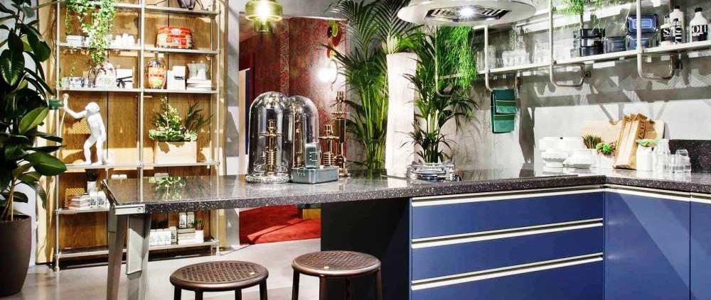 Muebles de cocina de estilo industrial, Scavolini marca tendencias ...