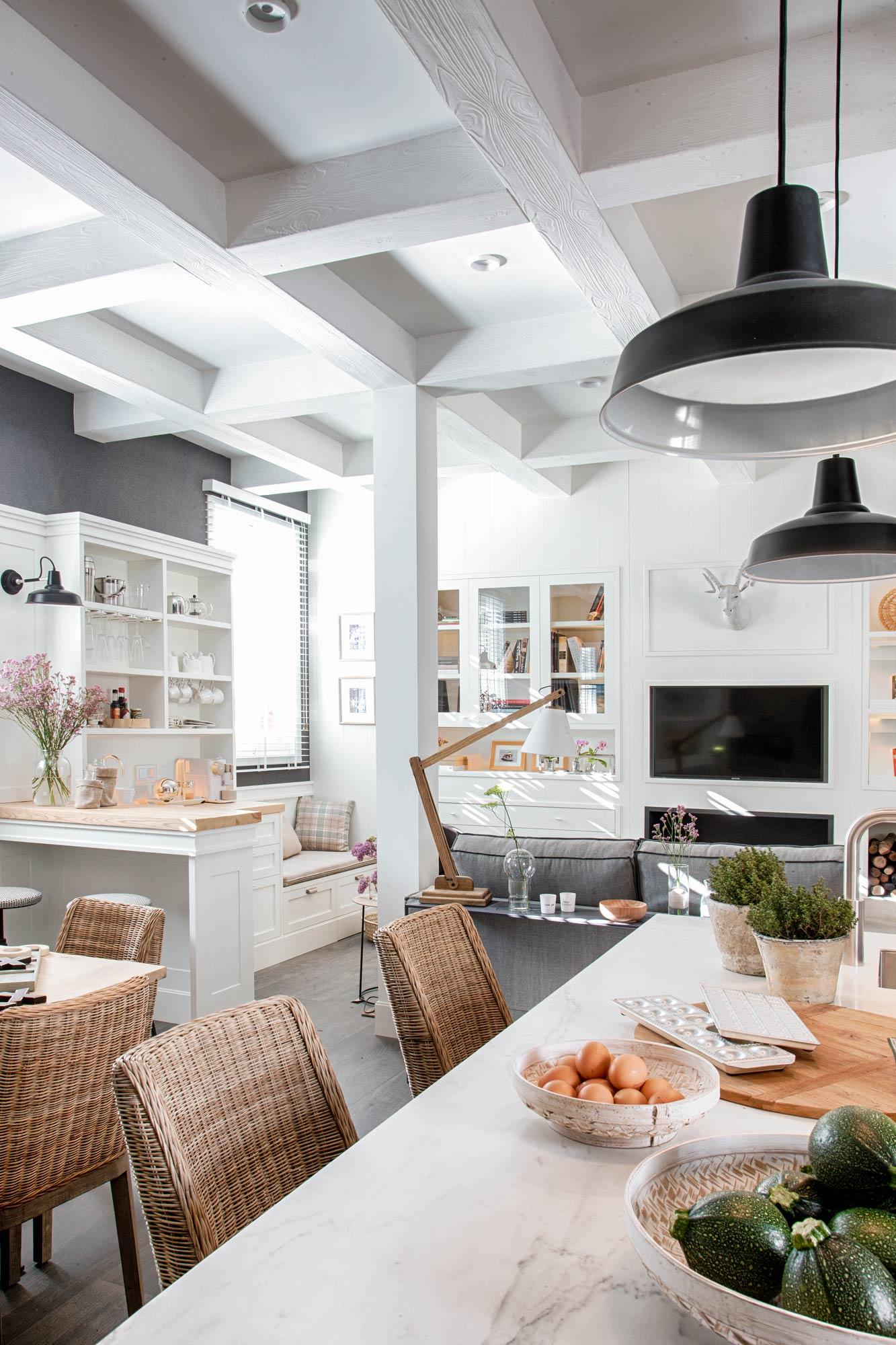 051 Cocina Comedor Deulonder Casa Decor 2019 Cocina Barcelona