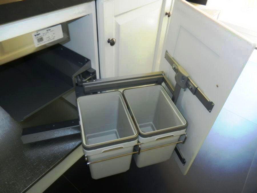 cocina baltimora exposicion cubo reciclaje