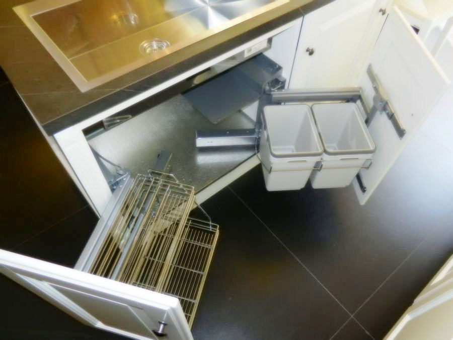 cocina baltimora exposicion accesorios extraibles