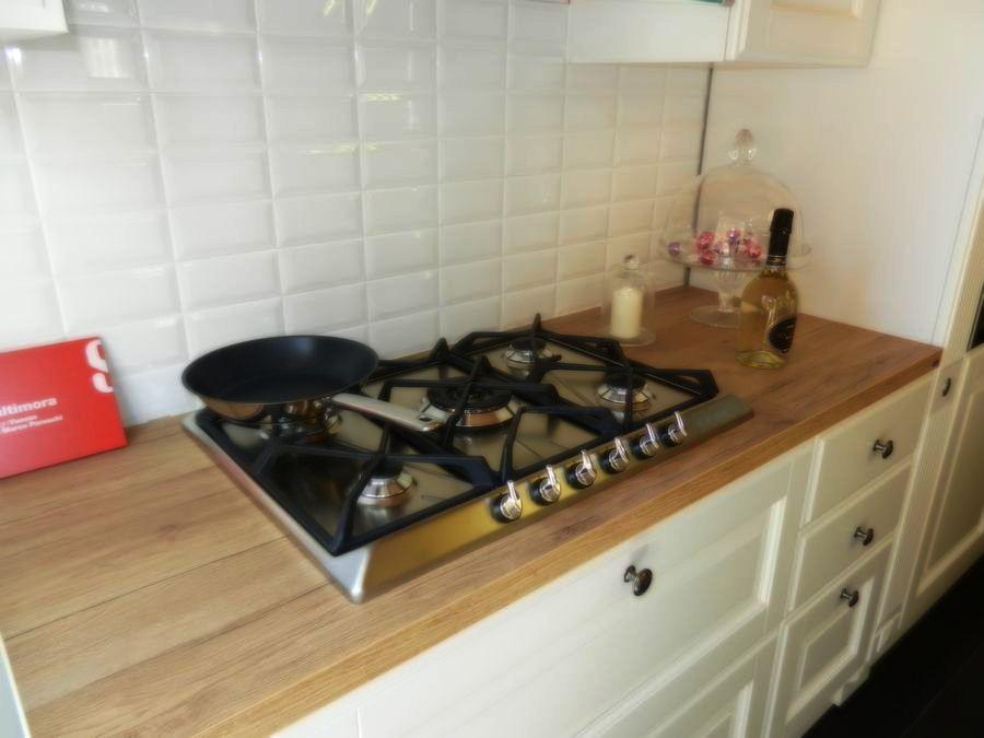 cocina baltimora exposicion encimera laminado madera