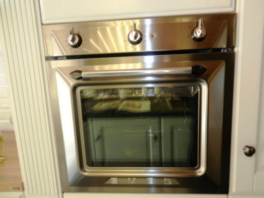 cocina baltimora exposicion horno smeg