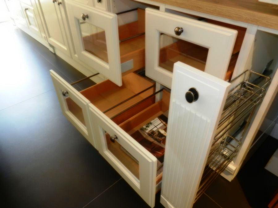 cocina baltimora exposicion mueble cajones