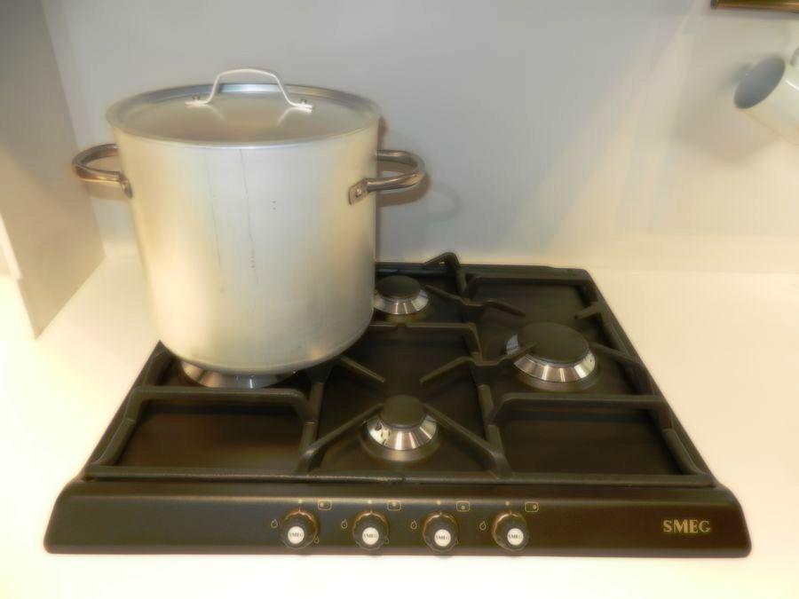 cocina favilla exposicion cocina gas smeg
