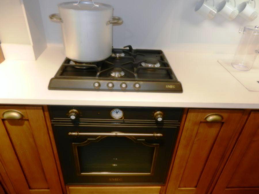 cocina favilla exposicion encimera silestone