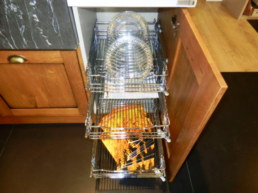 cocina favilla exposicion estanterias extraibles