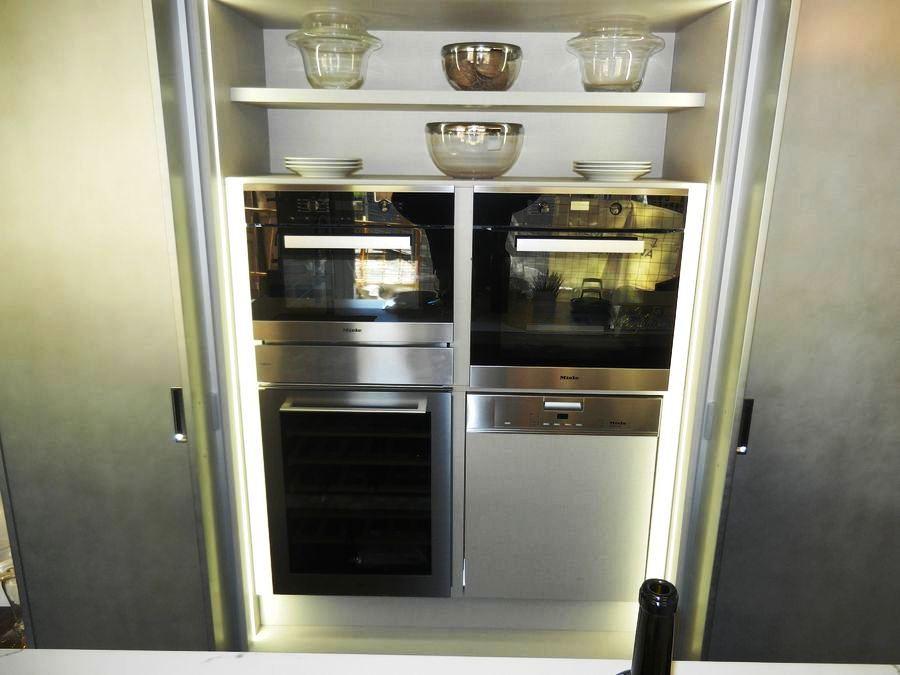 cocina foodshelf exposicion armario electrodomesticos