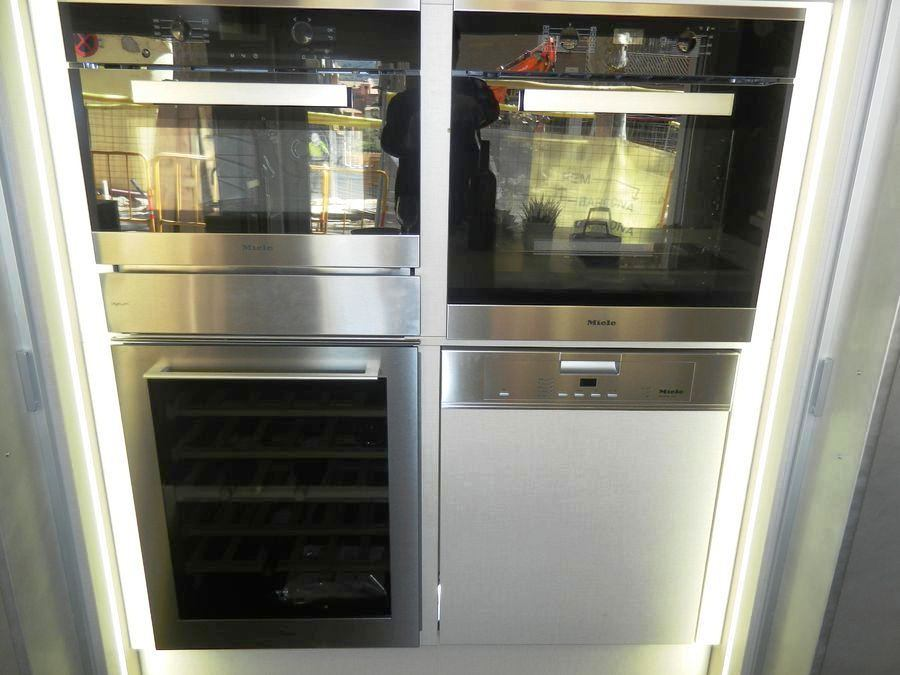 cocina foodshelf exposicion electrodomesticos