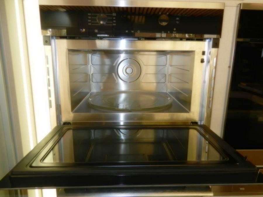 cocina foodshelf exposicion microondas miele