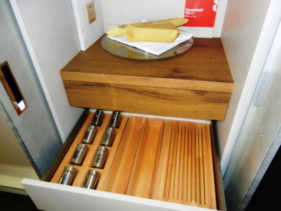 cocina foodshelf exposicion cajones