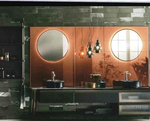 elle decoration baño scavolini diesel open workshop