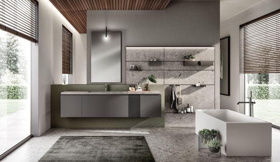 Baño Scavolini Tratto