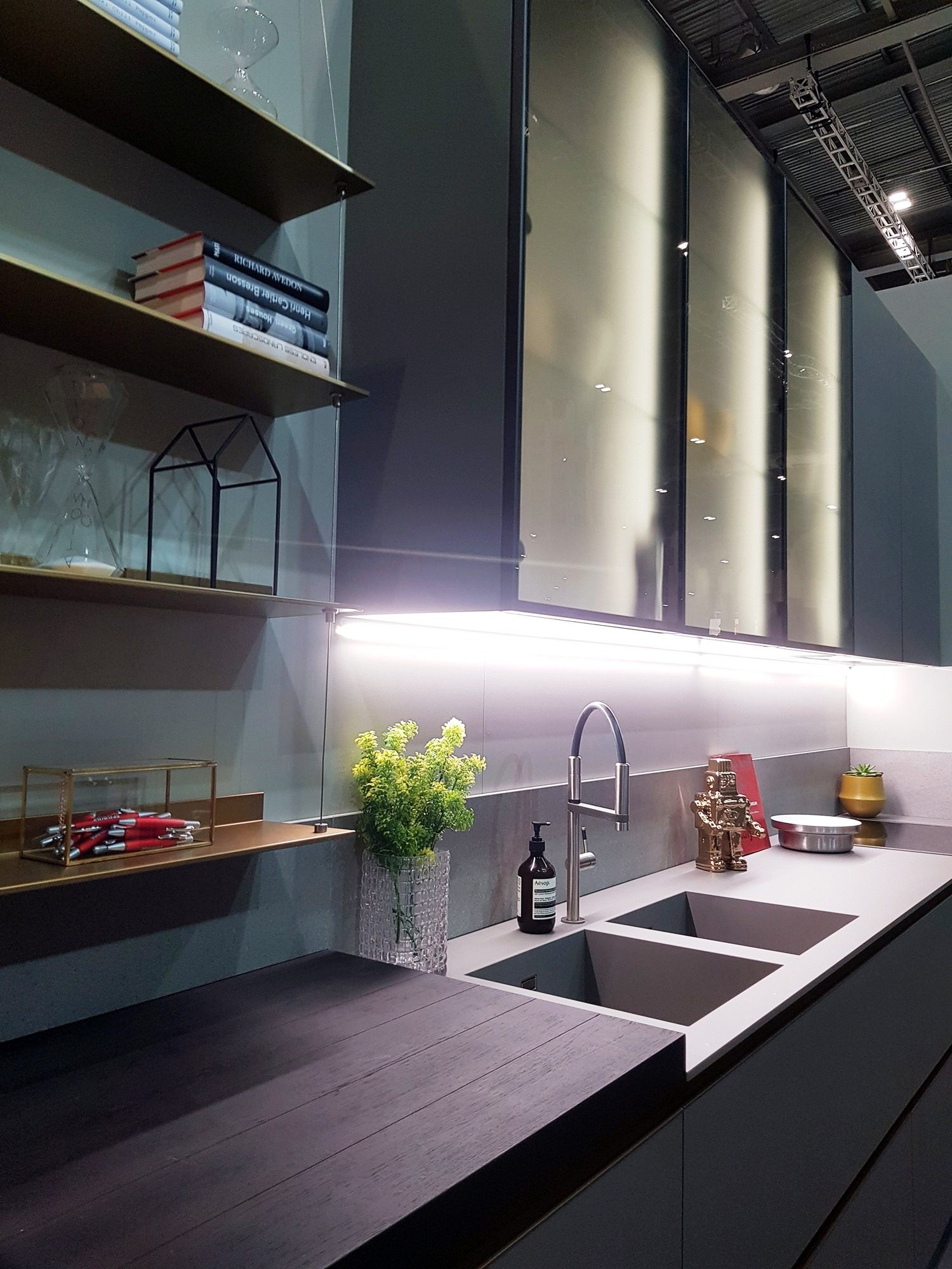 Grand Kitchens & Bathrooms - Grand Designs Live London - Scavolini Kitchens