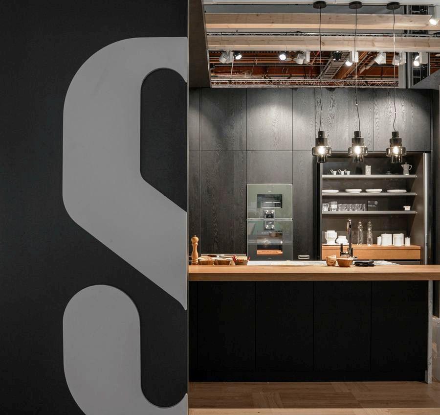 Novedades en Cocinas y Baños de Scavolini Helsinki