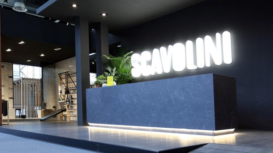 Stand Scavolini en Cersaie