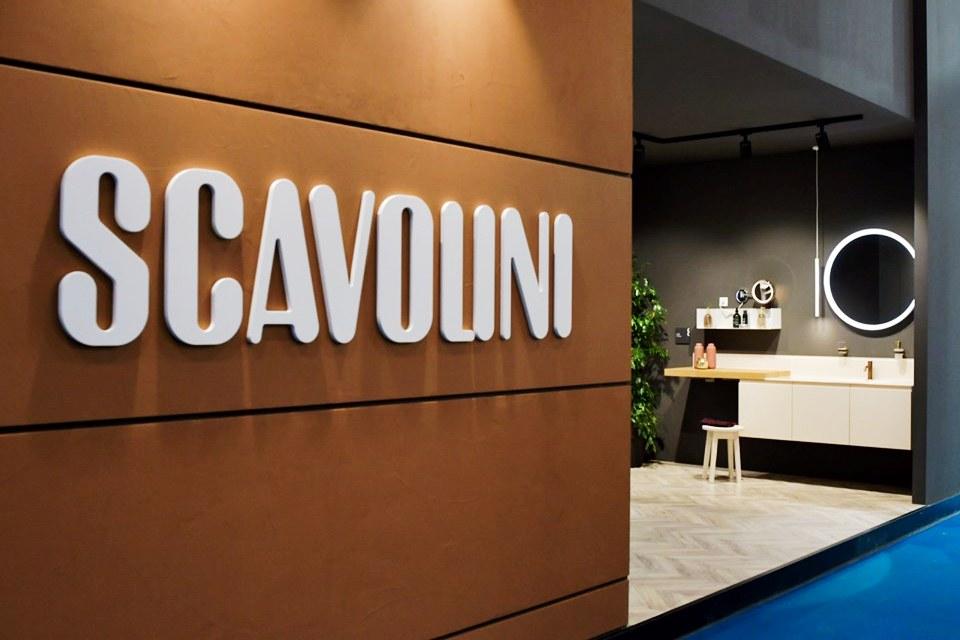 Novedades en Cuartos de baños presentadas por Scavolini en Ideobain Paris
