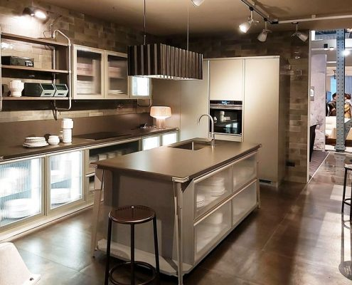Cocina Scavolini Diesel Open Workshop