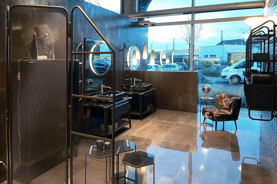 Baño Scavolini Diesel Open Workshop