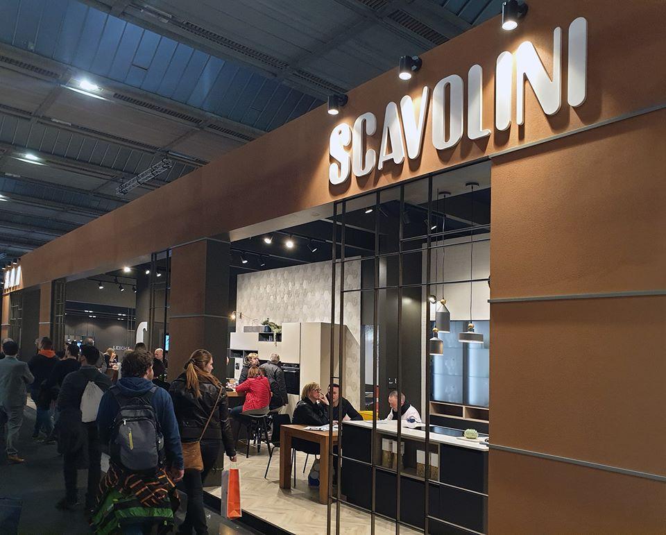 Stand Scavolini – Batibouw 2020
