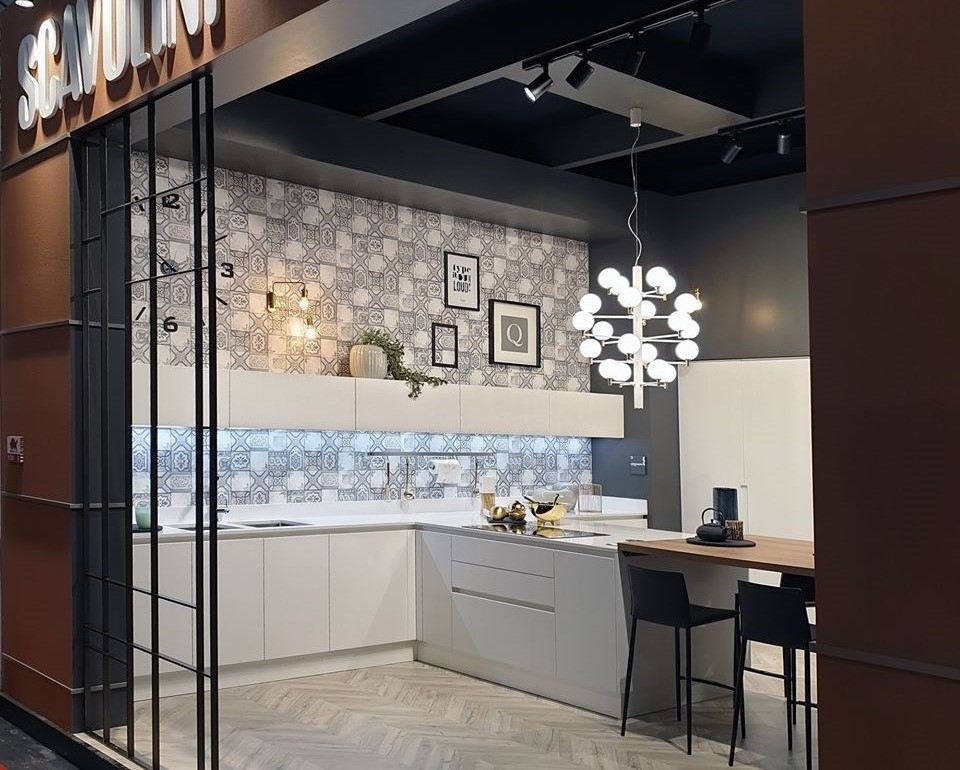 Novedades en Cocinas Scavolini – Batibouw 2020