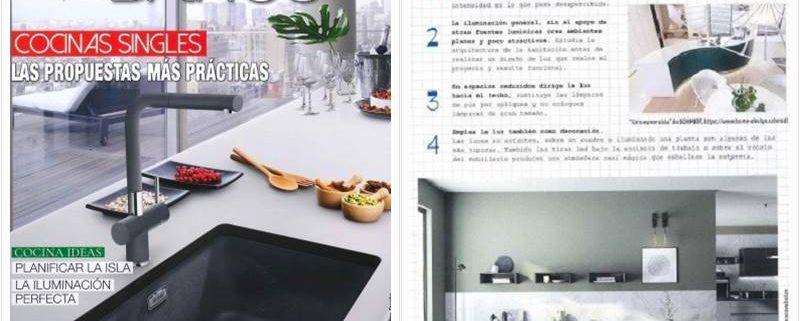 cocinas y baños revista marzo