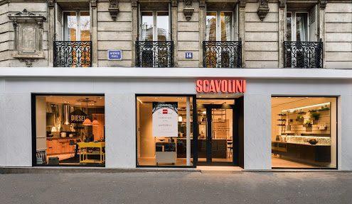 scavolini stores Paris