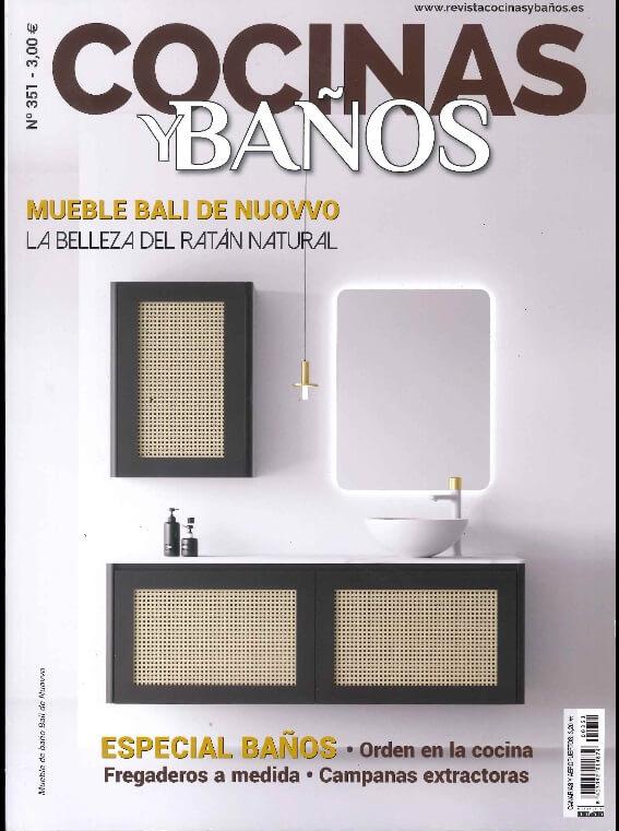 Un gimnasio en el baño - Revista Cocinas y Baños