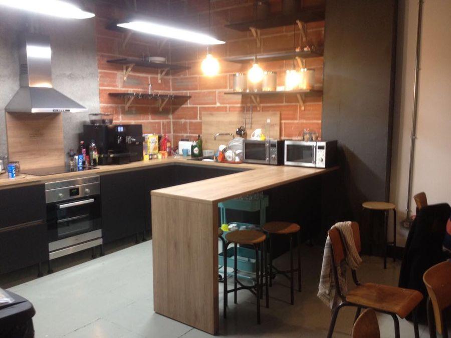 cocinas para oficinas en Barcelona