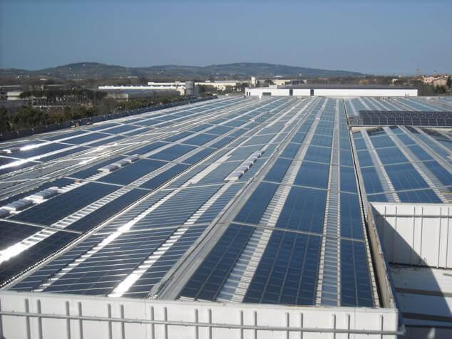 placas solares fabrica scavolini