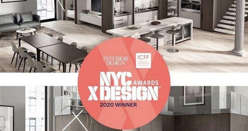 Scavolini BoxLife Premio NYCxDESIGN