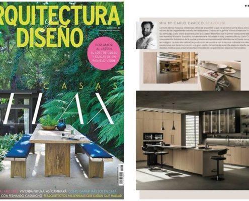 arquitectura y diseño cocina barcelona mia