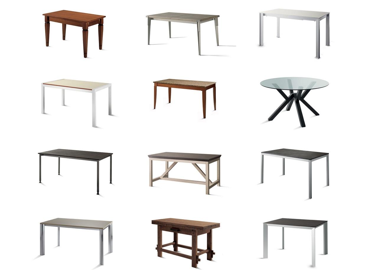 mesas de diseño italiano scavolini