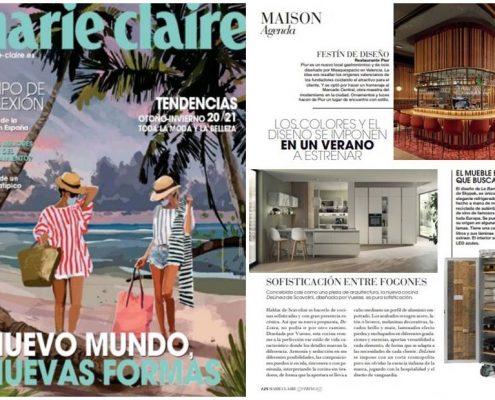 Cocinas Sofisticadas - Revista Marie Claire