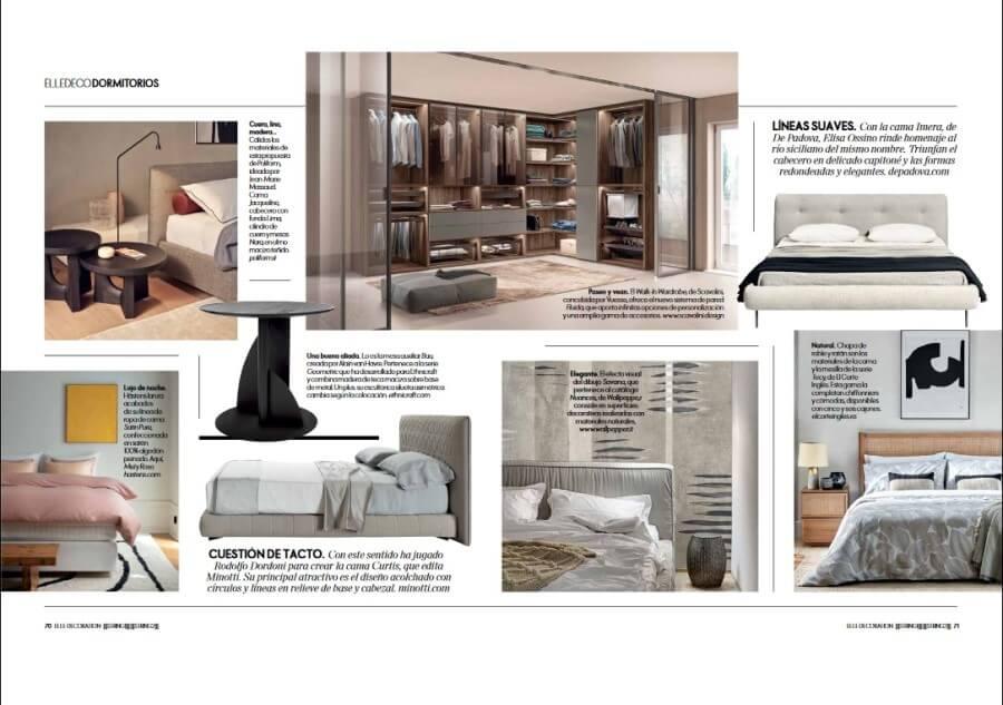 vestidores para casas y pisos de diseño