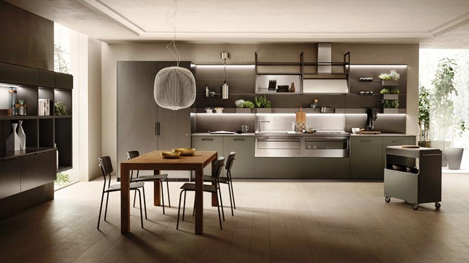 Armarios de cocina con luz