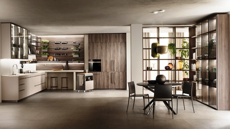 La iluminación perfecta de la cocina incluye el aprovechamiento de la luz natural y la combinación de la luz artificial.
