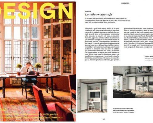 Muebles escamoteables - Icon Design El País