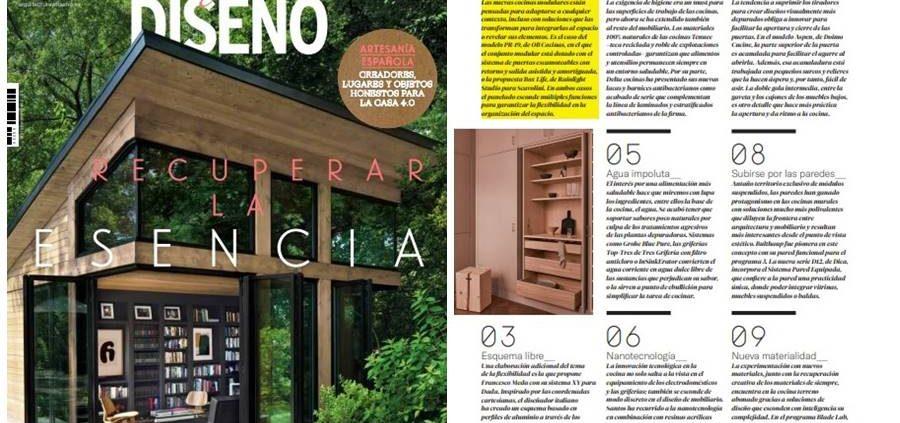 tendencias en cocinas arquitectura y diseño